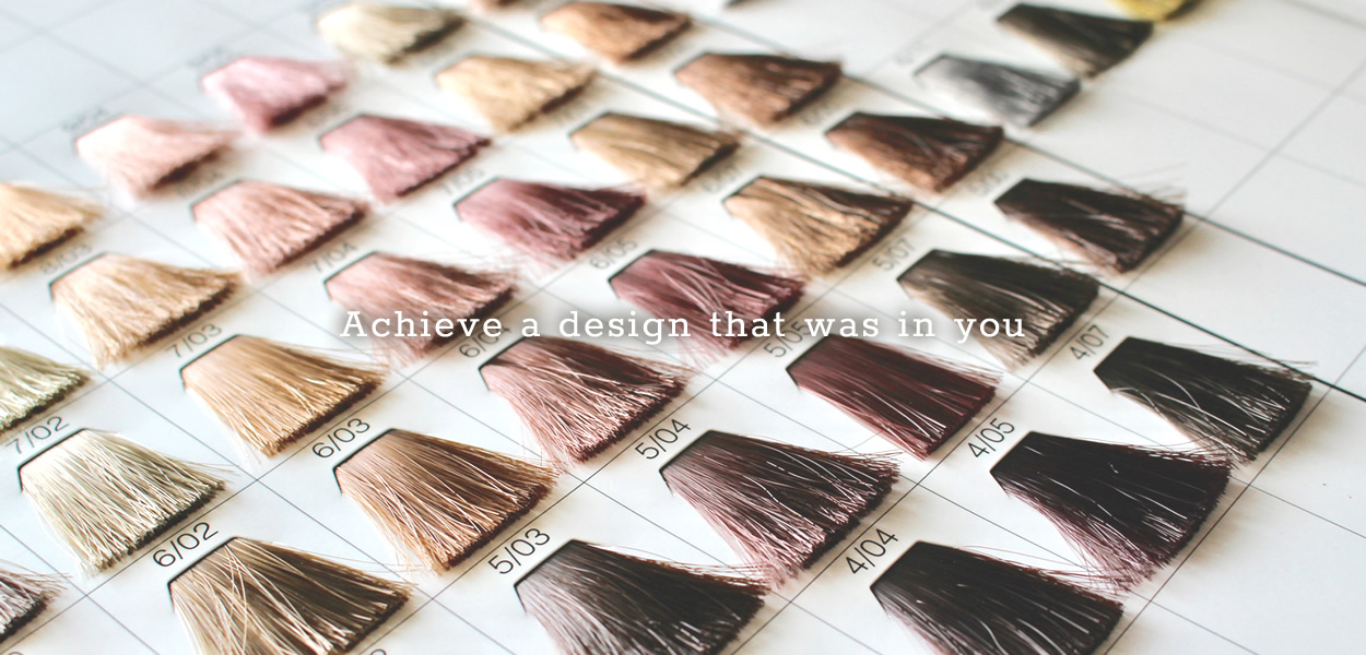 Achieve a design that was in you
